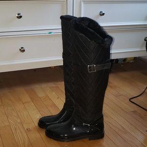Stylish Tall snow boots